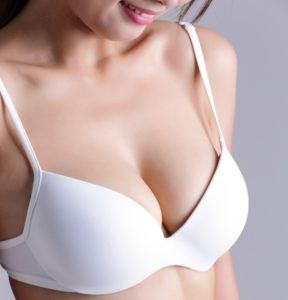 New silicon breast